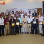 MGI Faculty Honored by Dainik Bhaskar